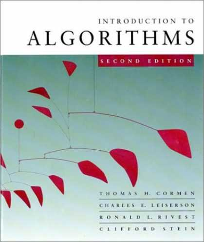 Bestsellers (2007) - Introduction to Algorithms by Thomas H. Cormen