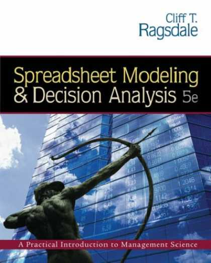 Bestsellers (2007) - Spreadsheet Modeling and Decision Analysis (with CD-ROM and Microsoft Project 20