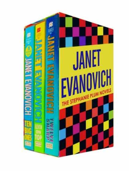 Bestsellers (2007) - Plum Boxed Set 4 (10, 11, 12) (Stephanie Plum Novels) by Janet Evanovich