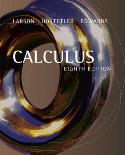 Bestsellers (2007) - Calculus (With Analytic Geometry)(8th edition) by Ron Larson