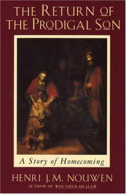Bestsellers (2007) - Return of the Prodigal Son: A Story of Homecoming by Henri J. M. Nouwen