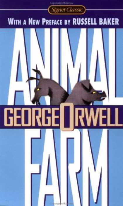 Bestsellers (2007) - Animal Farm (Signet Classics) by George Orwell