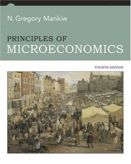 Bestsellers (2007) - Principles of Microeconomics by N Gregory Mankiw