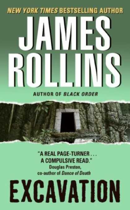 Bestsellers (2007) - Excavation by James Rollins