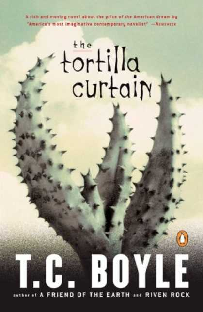 Bestsellers (2007) - The Tortilla Curtain by T. Coraghessan Boyle