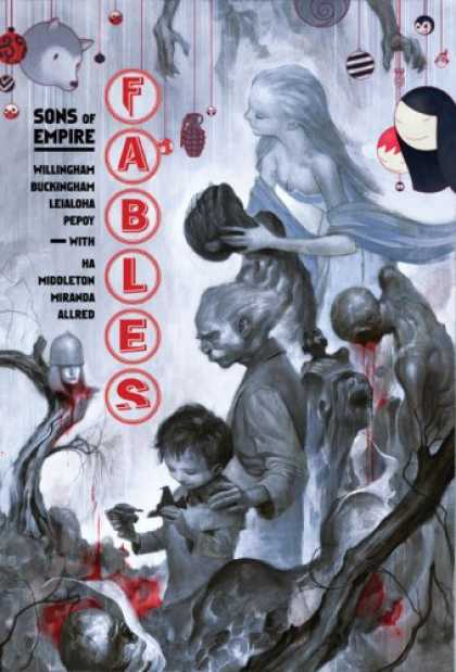 Bestsellers (2007) - Fables Vol. 9: Sons of Empire by Bill Willingham
