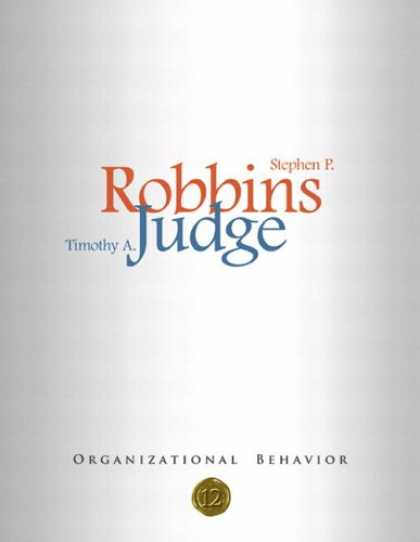 Bestsellers (2007) - Organizational Behavior & SAL CDROM Pkg (12th Edition) by Stephen P. Robbins