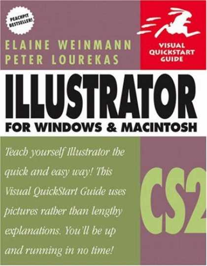 Bestsellers (2007) - Illustrator CS2 for Windows & Macintosh (Visual QuickStart Guide) by Elaine Wein