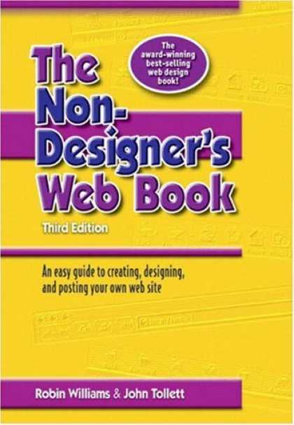 Bestsellers (2007) - The Non-Designer's Web Book, 3rd Edition by Robin Williams