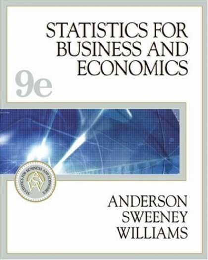Bestsellers (2007) - Statistics for Business and Economics (with CD-ROM and InfoTrac) (Statistics for