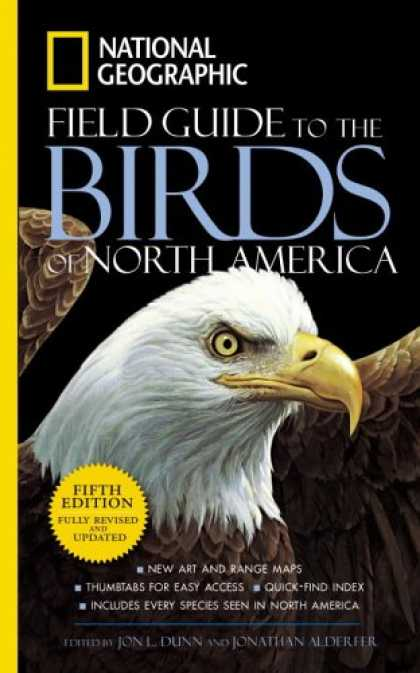Bestsellers (2007) - National Geographic Field Guide to the Birds of North America, Fifth Edition (Na