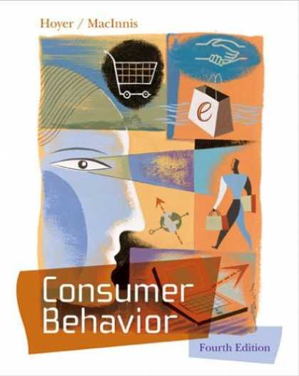 Bestsellers (2007) - Consumer Behavior by Wayne D. Hoyer