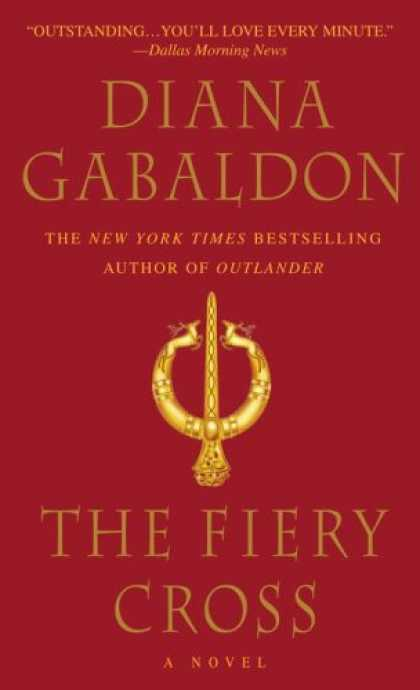 Bestsellers (2007) - The Fiery Cross (Outlander) by Diana Gabaldon