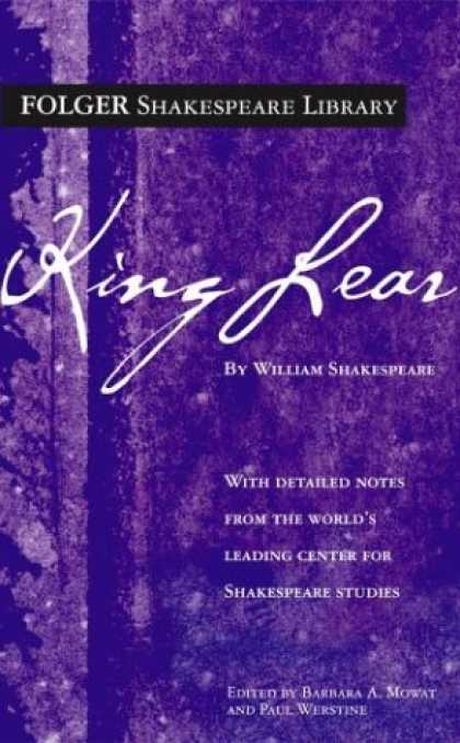Bestsellers (2007) - King Lear (New Folger Library Shakespeare) by William Shakespeare