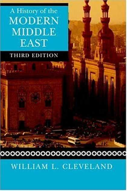 Bestsellers (2007) - A History of the Modern Middle East by William L. Cleveland