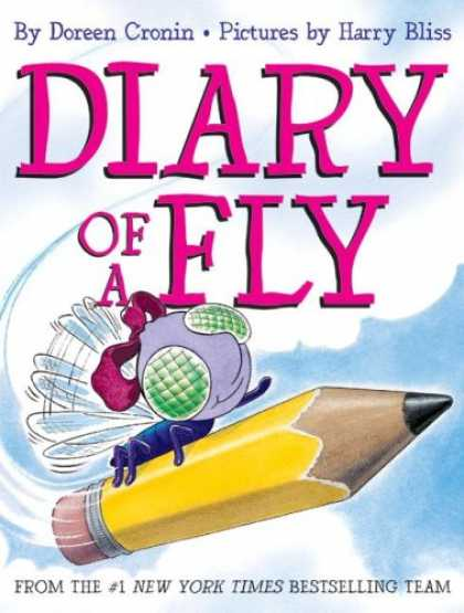Bestsellers (2007) - Diary of a Fly by Doreen Cronin