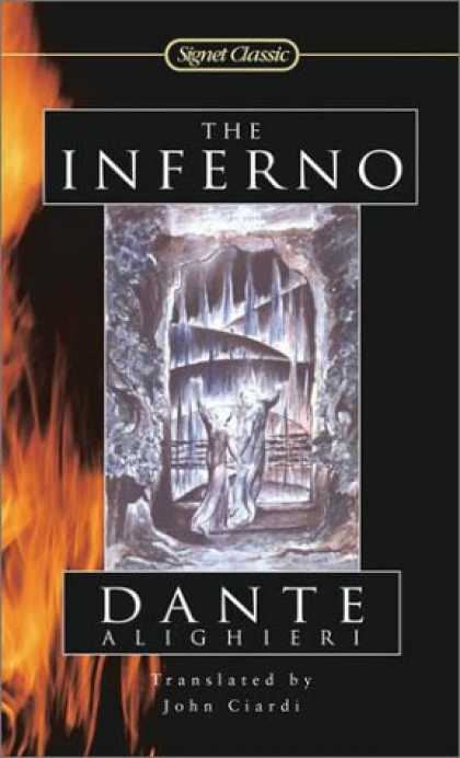 Bestsellers (2007) - The Inferno (Signet Classics) by Dante Alighieri