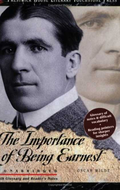 Bestsellers (2007) - The Importance of Being Earnest by Oscar Wilde