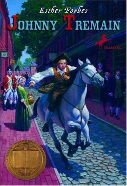 Bestsellers (2007) - Johnny Tremain by Esther Forbes
