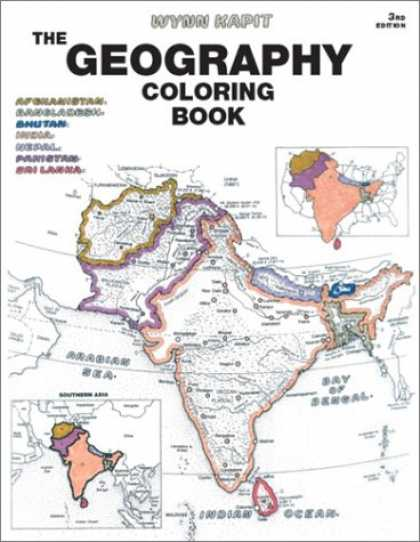 Bestsellers (2007) - Geography Coloring Book, Third Edition by Wynn Kapit