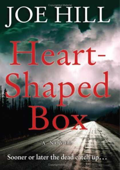 Bestsellers (2007) - Heart-Shaped Box: A Novel by Joe Hill