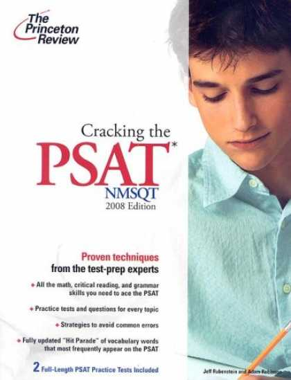 Bestsellers (2007) - Cracking the PSAT/NMSQT, 2008 Edition (College Test Prep) by Princeton Review