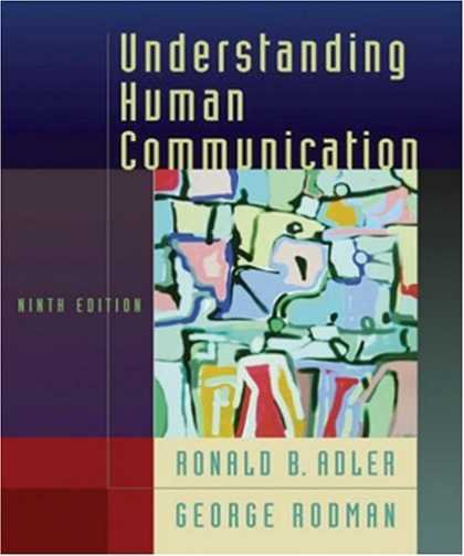 Bestsellers (2007) - Understanding Human Communication by Ronald B. Adler