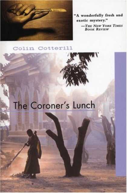 Bestsellers (2007) - The Coroner's Lunch by Colin Cotterill
