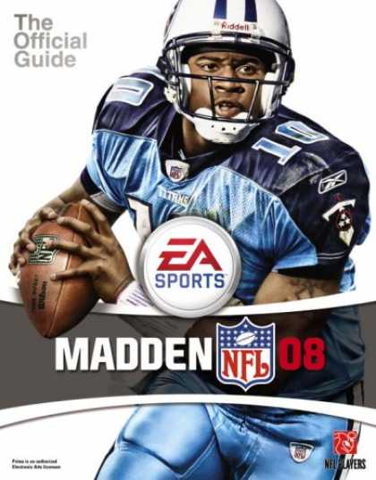 Bestsellers (2007) - Madden NFL 08: Prima Official Game Guide (Prima Official Game Guides) by Kaizen