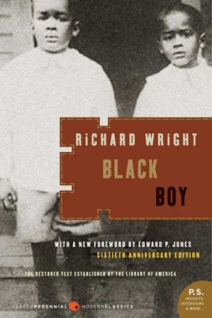 Bestsellers (2007) - Black Boy (P.S.) by Richard T. Wright