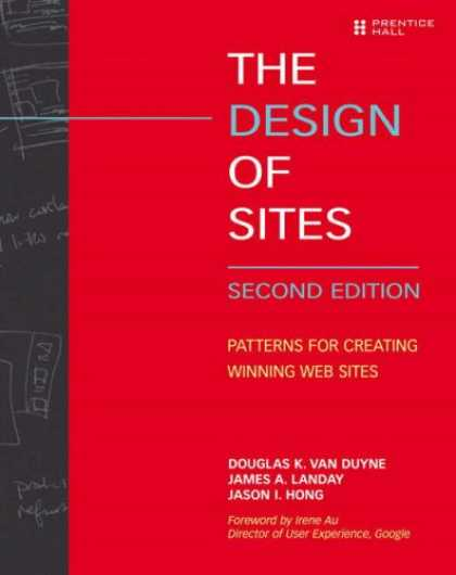 Bestsellers (2007) - The Design of Sites: Patterns for Creating Winning Web Sites (2nd Edition) by Do