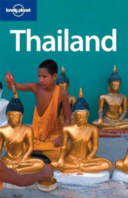 Bestsellers (2007) - Lonely Planet Thailand by China Williams