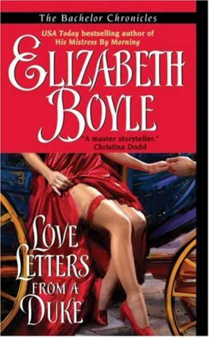 Bestsellers (2007) - Love Letters From a Duke by Elizabeth Boyle