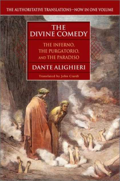 Bestsellers (2007) - The Divine Comedy by Dante Alighieri