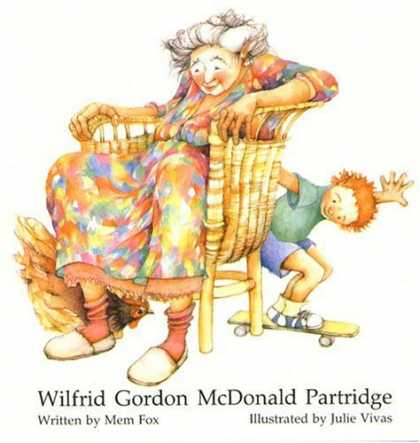 Bestsellers (2007) - Wilfrid Gordon McDonald Partridge (Public Television Storytime Books) by Mem Fox