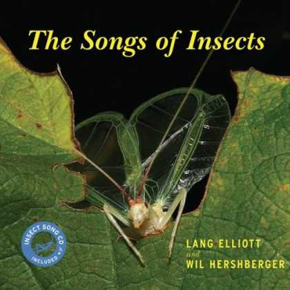 Bestsellers (2007) - The Songs of Insects by Lang Elliott