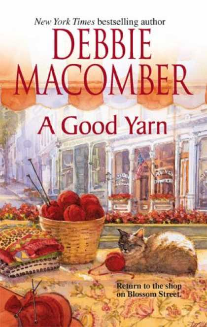Bestsellers (2007) - A Good Yarn (The Knitting Books #2) by Debbie Macomber