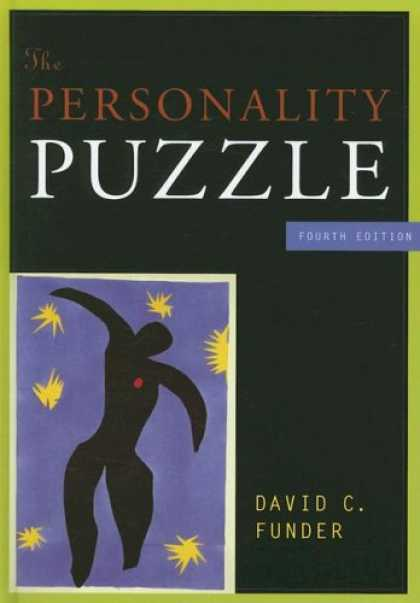 Bestsellers (2007) - The Personality Puzzle, Fourth Edition by David C. Funder