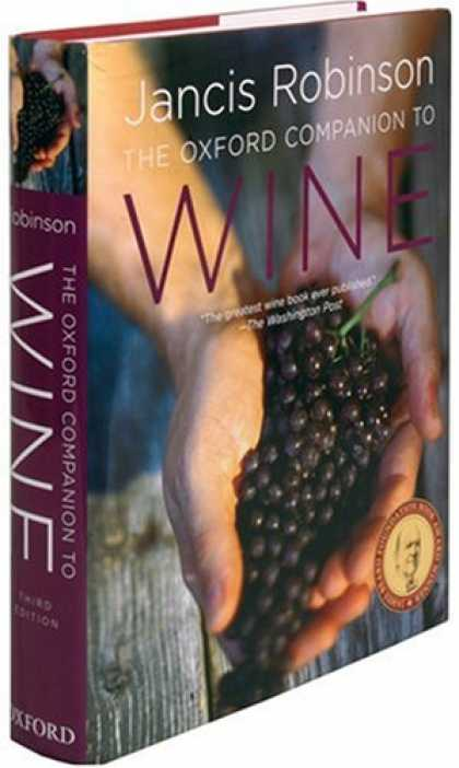 Bestsellers (2007) - The Oxford Companion to Wine, 3rd Edition