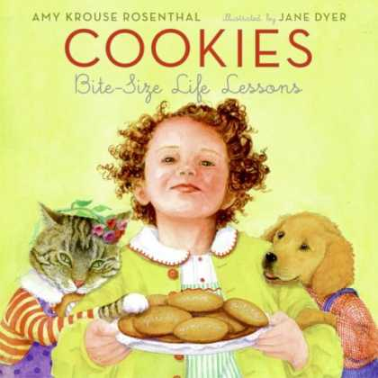 Bestsellers (2007) - Cookies: Bite-Size Life Lessons by Amy Krouse Rosenthal