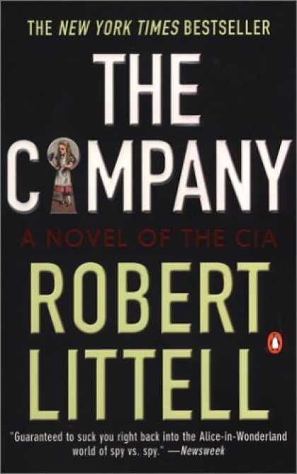 Bestsellers (2007) - The Company by Robert Littell