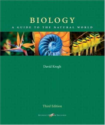 Bestsellers (2007) - Biology: A Guide to the Natural World by David Krogh