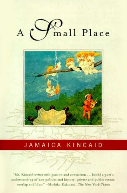 Bestsellers (2007) - A Small Place by Jamaica Kincaid