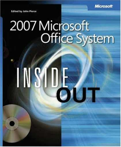 Bestsellers (2007) - 2007 Microsoft Office System Inside Out