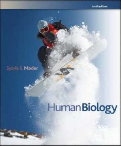 Bestsellers (2007) - Human Biology by Sylvia S. Mader