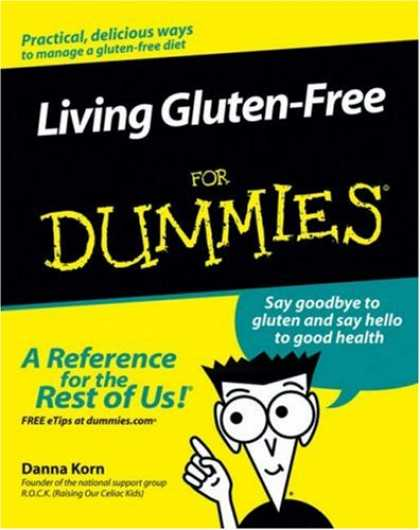 Bestsellers (2007) - Living Gluten-Free For Dummies (For Dummies (Health & Fitness)) by Danna Korn