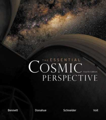 Bestsellers (2007) - Essential Cosmic Perspective with MasteringAstronomy(TM) and Voyager SkyGazer Pl
