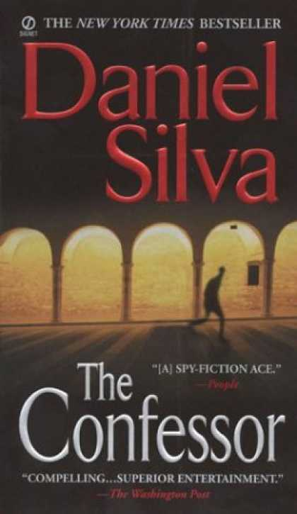 Bestsellers (2007) - The Confessor by Daniel Silva