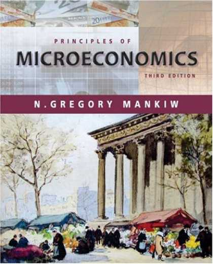 Bestsellers (2007) - Principles of Microeconomics (with Xtra!) by N. Gregory Mankiw
