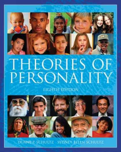 Bestsellers (2007) - Theories of Personality (with InfoTrac ) by Duane P. Schultz